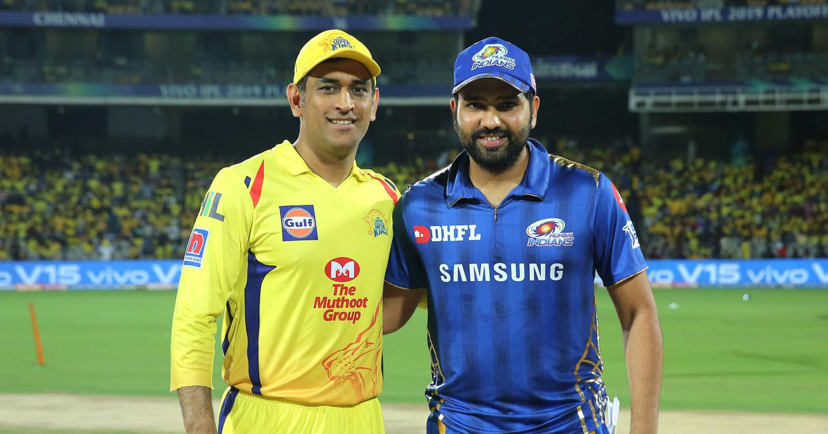 You are looking at seven IPL titles in total | Twitter