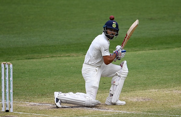 Kohli looked in terrific touch during India's first innings in the ongoing Perth Test | Getty