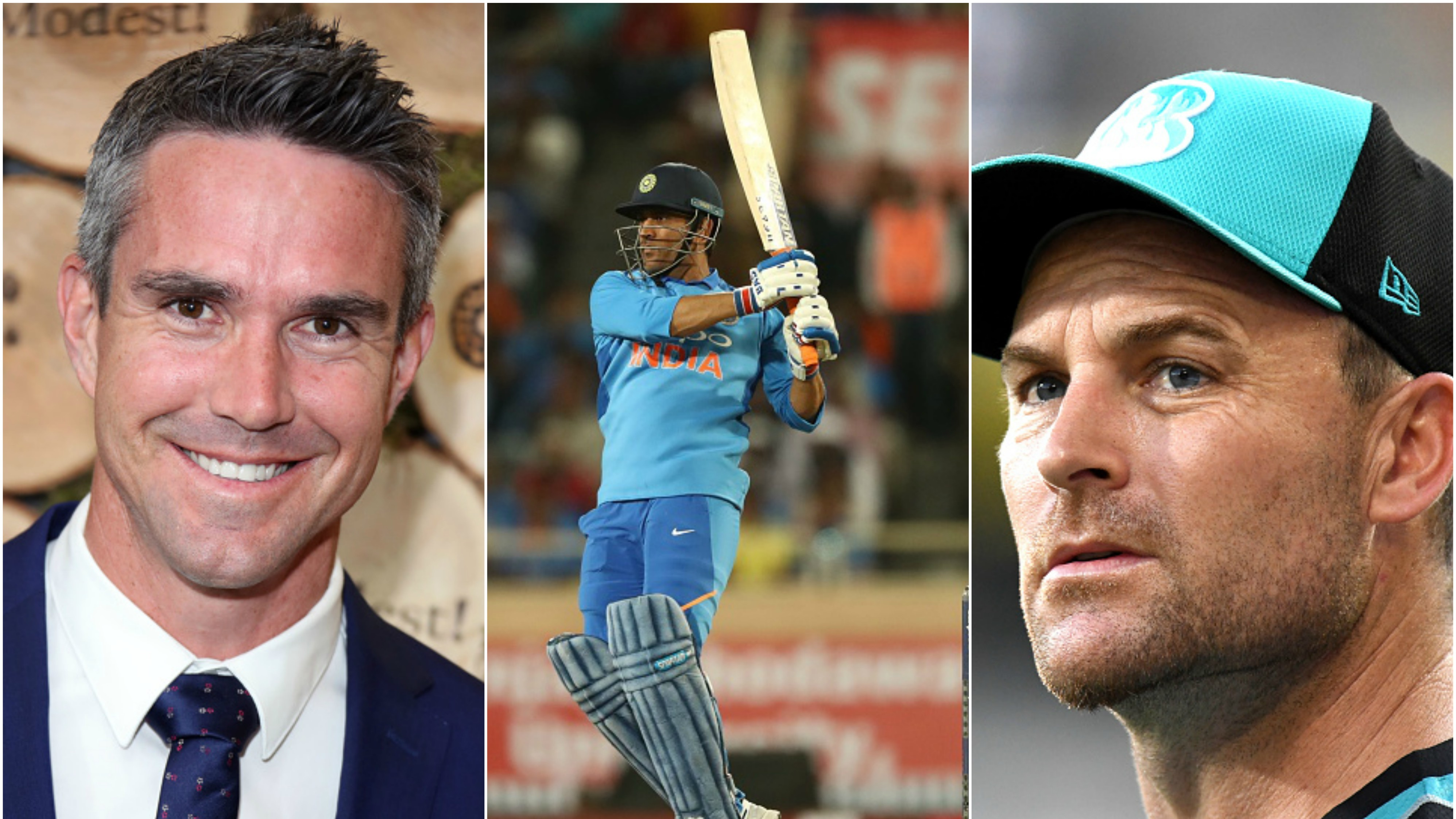 CWC 2019: Kevin Pietersen and Brendon McCullum highlight the qualities that make MS Dhoni great