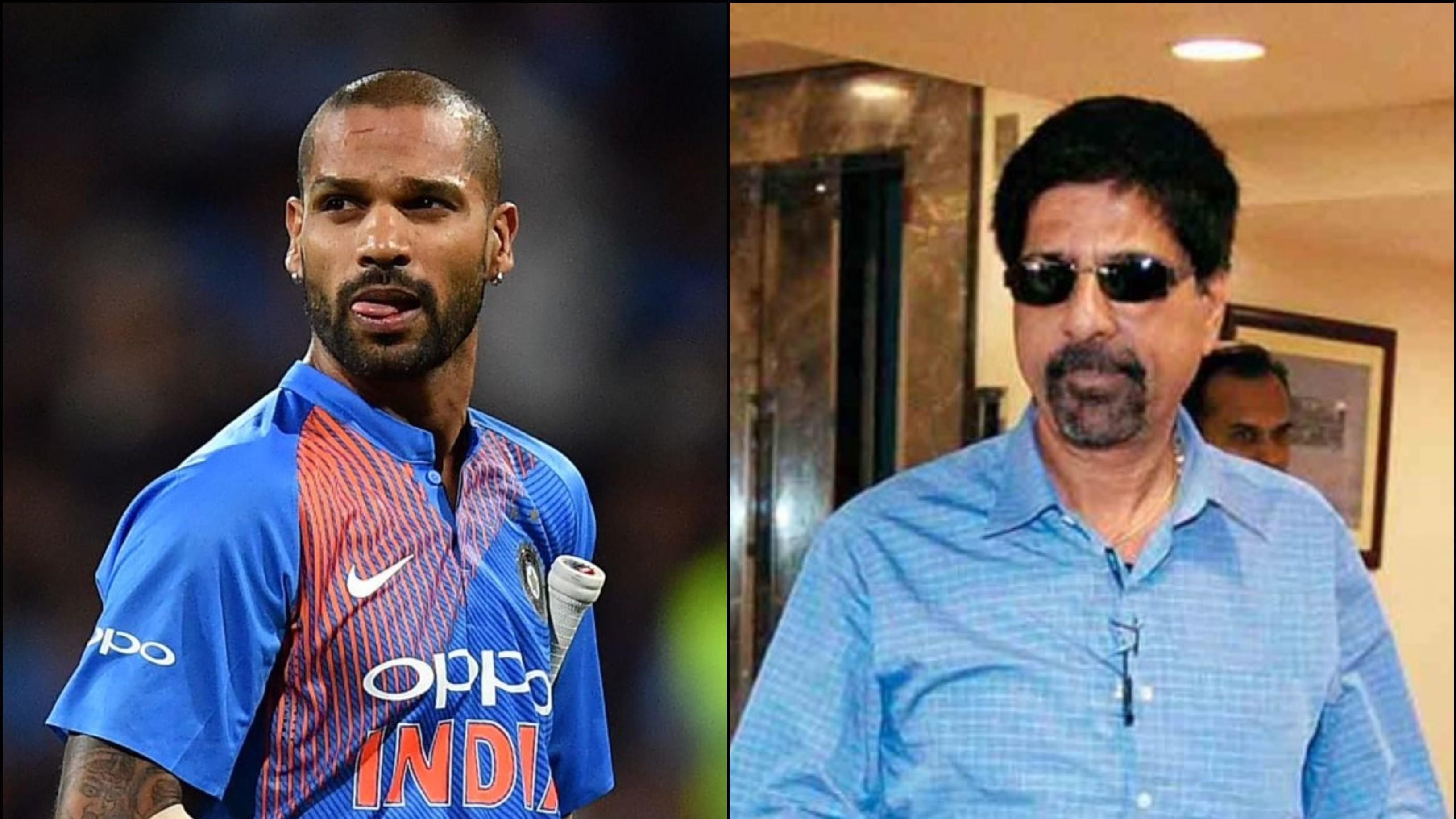 'धवन का दृष्टिकोण मुझे चकित करता है', पूर्व चयनकर्ता ने सुझाया टी-20 में रोहित शर्मा के नए सलामी जोड़ीदार का नाम
