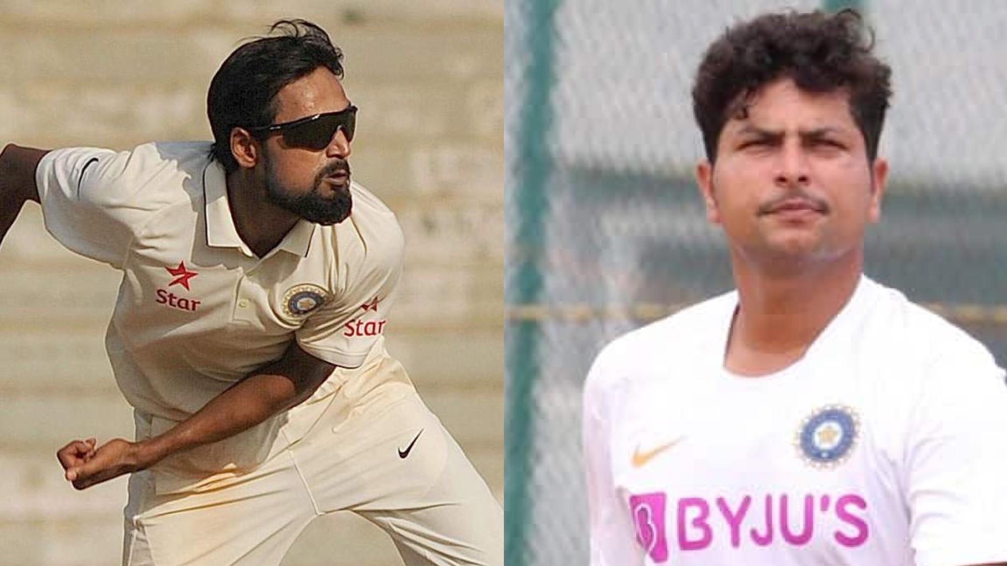 IND v SA 2019: Shahbaz Nadeem called up after Kuldeep Yadav complains of shoulder pain