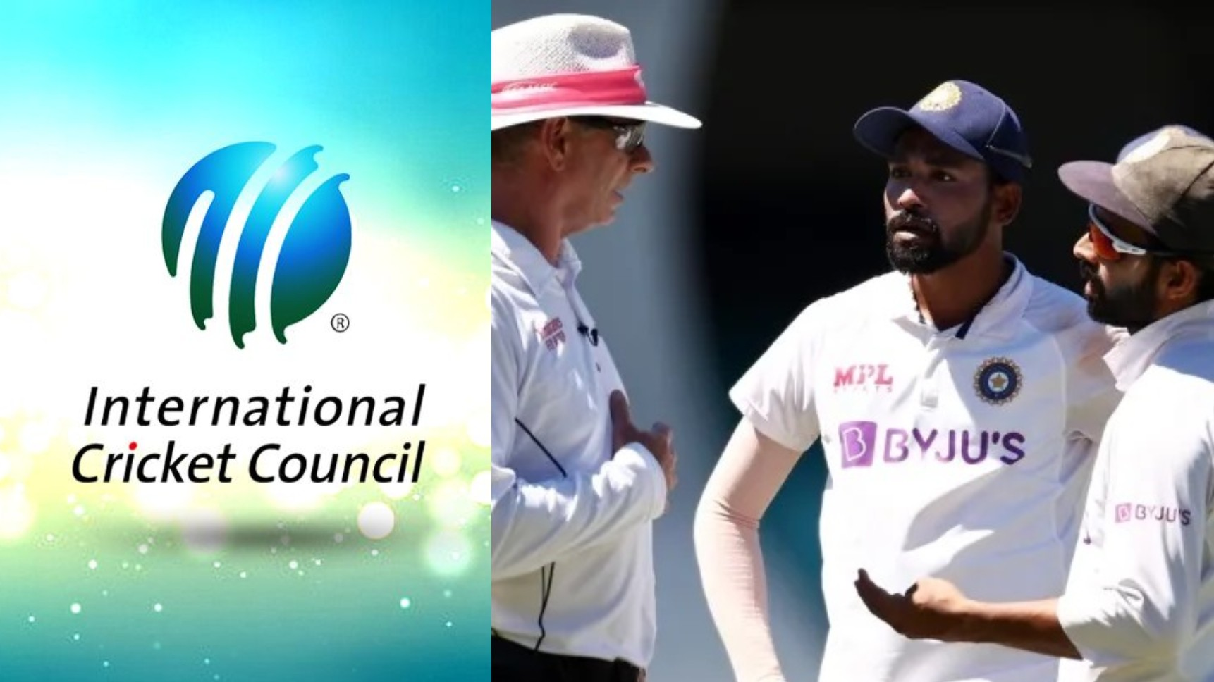 AUS v IND 2020-21: ICC strongly condemns incidents of racial abuse of Indian players during SCG Test