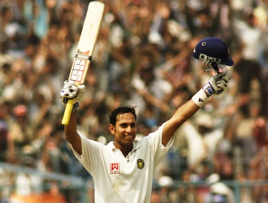 VVS Laxman's 281 vs Australia in 2001 Kolkata Test has been rated as the greatest Test performance of the last 50 years