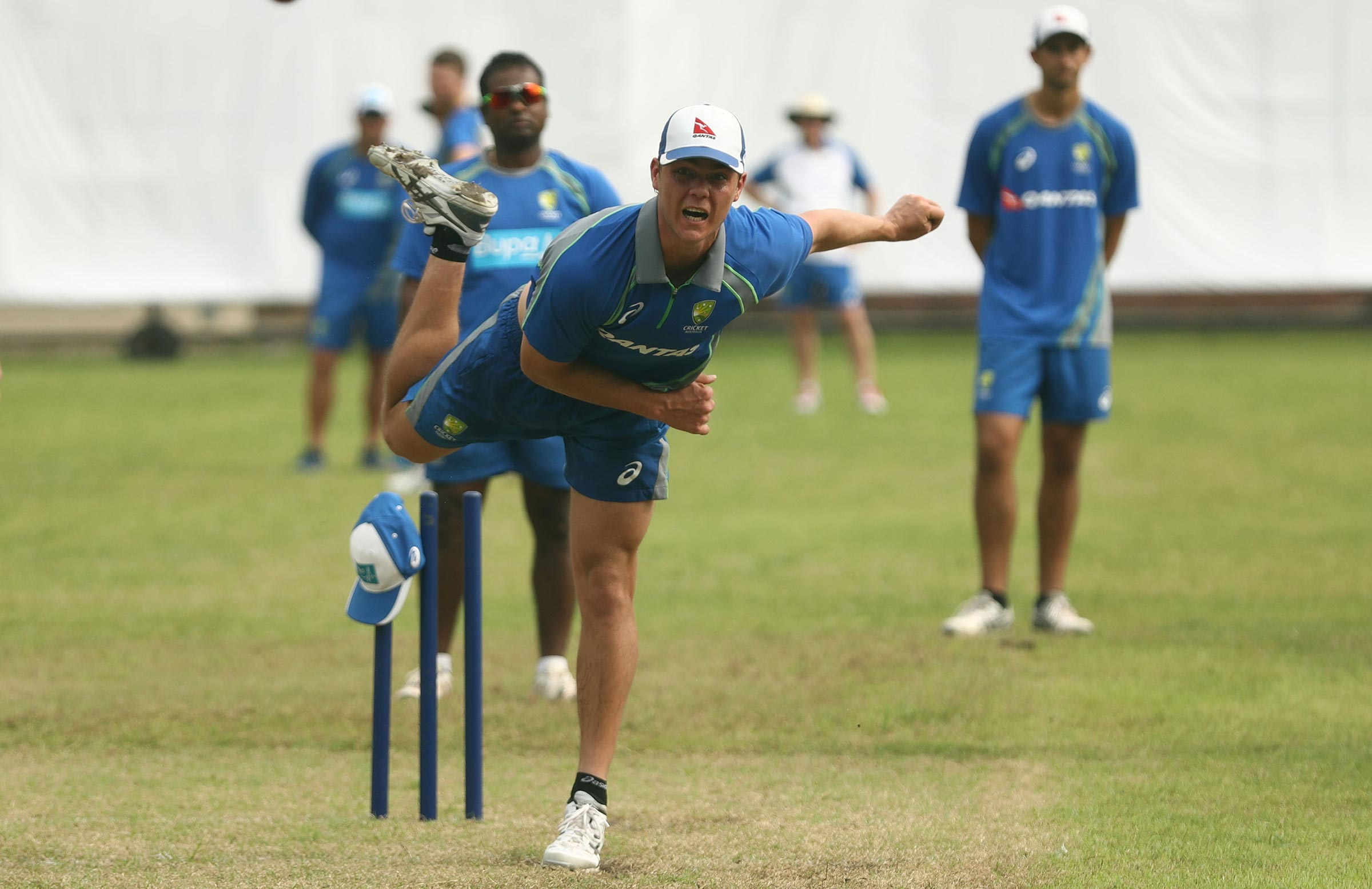 Swepson is a part of the Australia A squad which is  currently in India. (Cricket Australia)