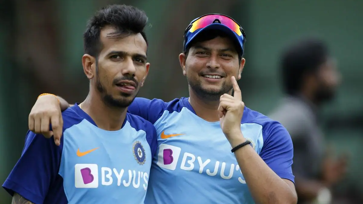 SL v IND 2021: We're comfortable with one another and back each other - Kuldeep Yadav on Yuzvendra Chahal