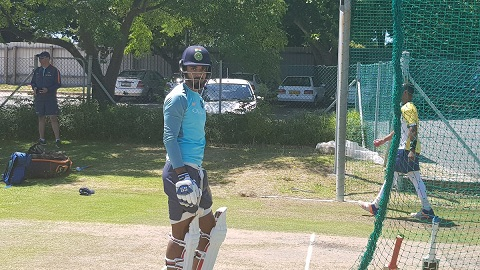 SA v IND 2018: Watch – Ajinkya Rahane and KL Rahul sweat it out in nets; might indicate changes for next Test