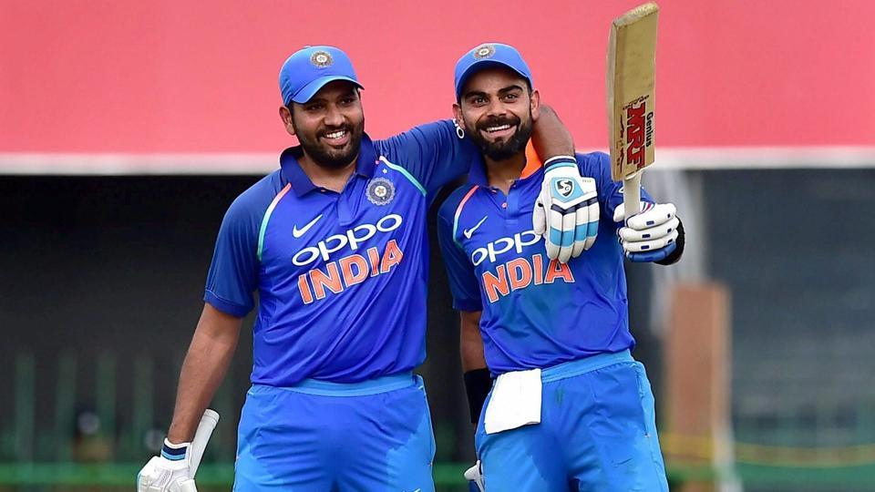 SA v IND 2018: Watch- Man of the Match Rohit Sharma interviews Virat Kohli after historic India win