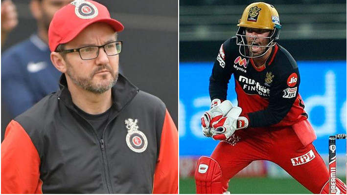 IPL 2021: Mike Hesson confirms AB de Villiers is in RCB's wicket-keeping options