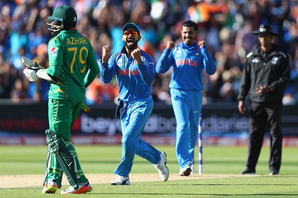 India and Pakistan are in the same group of Asia Cup 2018 | GETTY