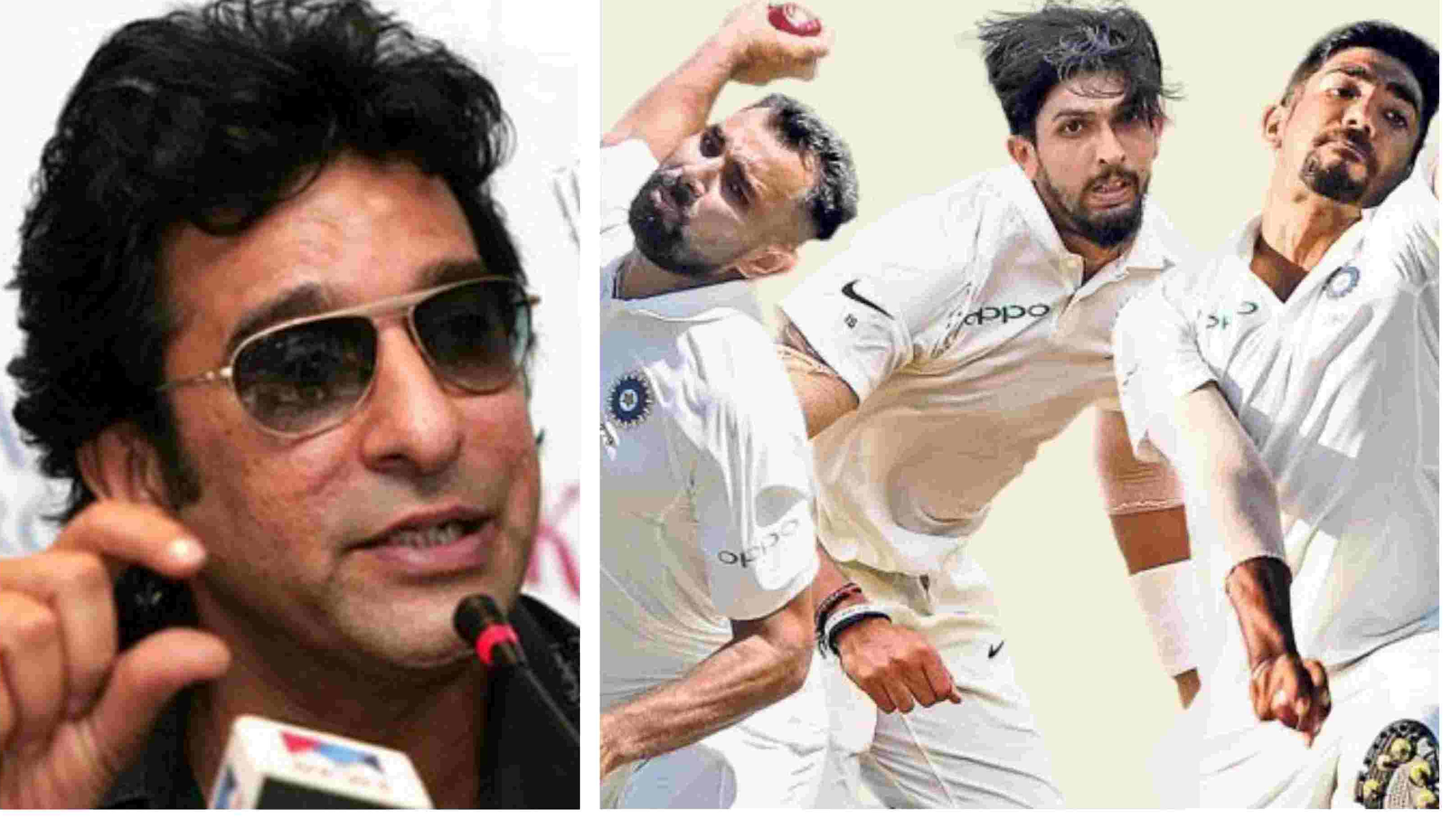 AUS v IND 2018-19: Indian bowlers will have it tough in Australia, reckons Wasim Akram