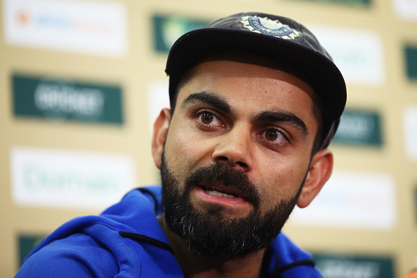 Virat Kohli reveals how to score runs against master seam bowlers James Anderson and Stuart Broad in England | Getty Images