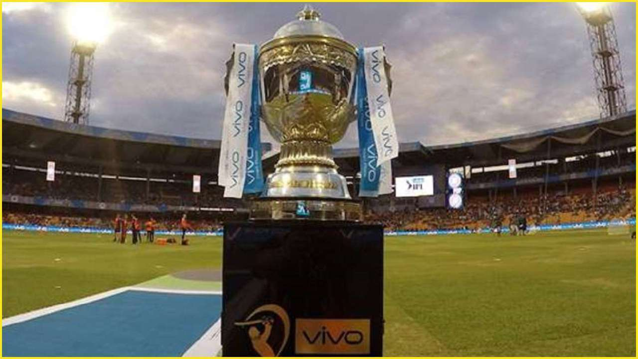 The IPL 2020 will be played in UAE from September 19