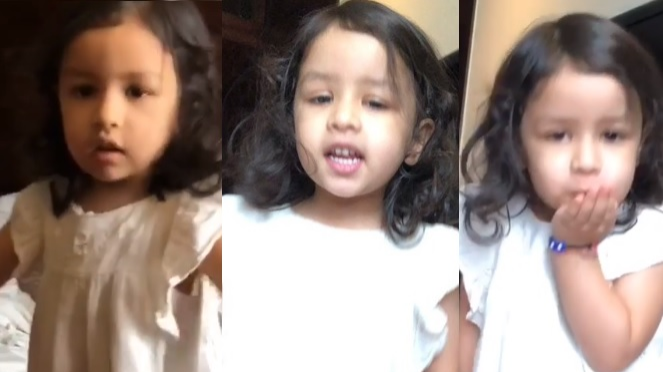 WATCH: MS Dhoni believes Ziva dances better than him