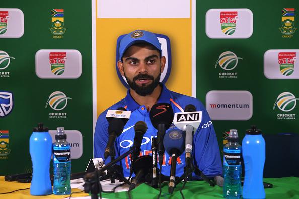 SA v IND 2018: We didn't deserve to win, says Virat Kohli after the 4th ODI