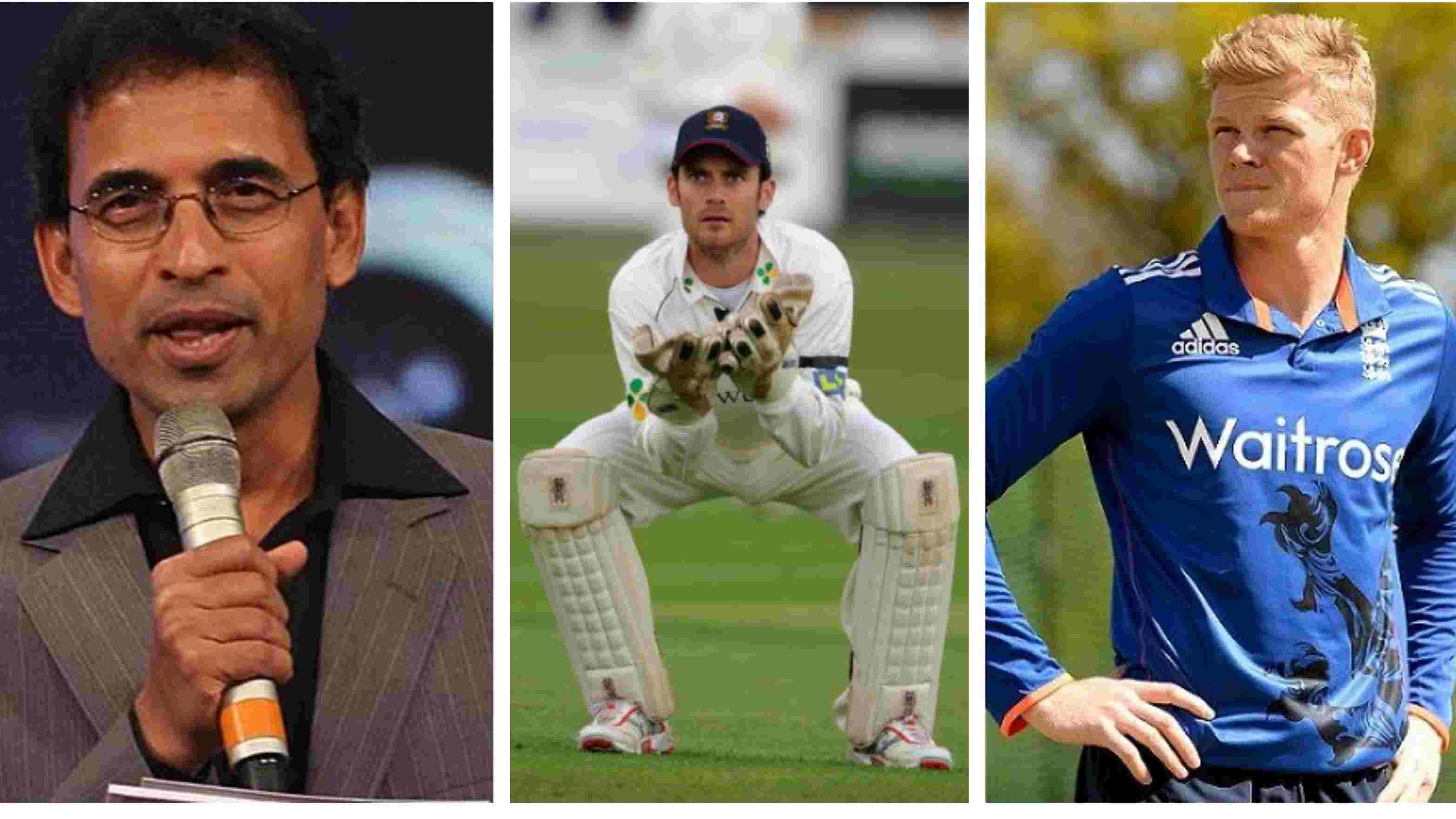Harsha Bhogle raises doubts over James Foster's keeping skills, Sam Billings disagrees