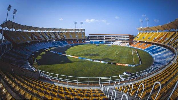India vs. West Indies ODI will be hosted in Thiruvananthapuram by Kerala Cricket Association