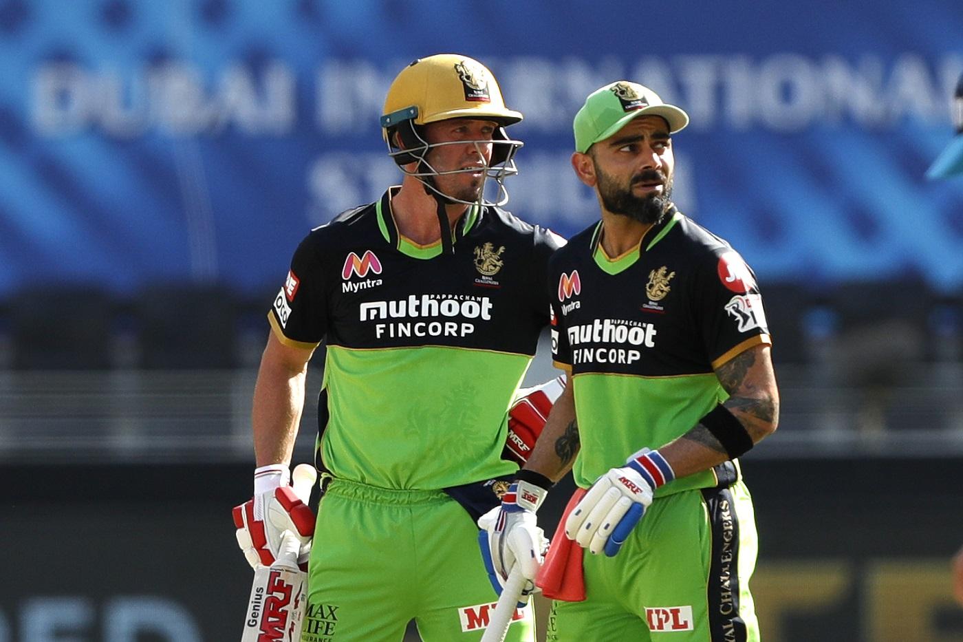 Virat Kohli and AB de Villiers | Virat Kohli and AB de Villiers | KreedOn