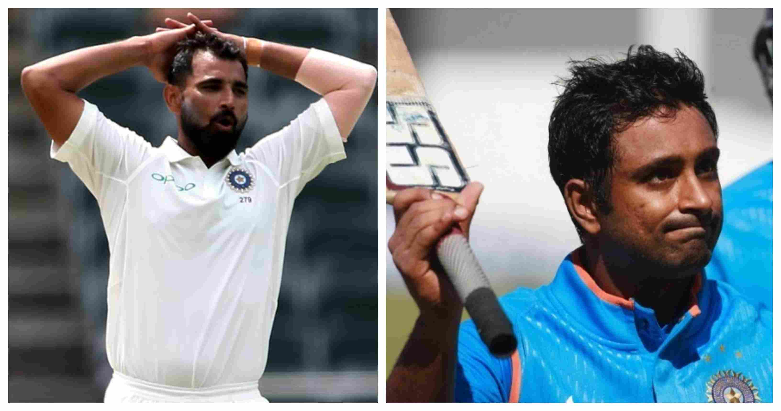 Shami and Rayudu recently failed in Yo-Yo test