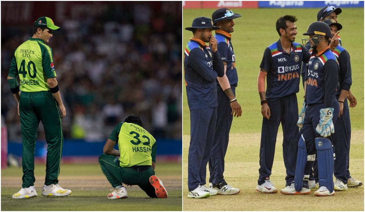 Pakistan lost to England whereas India won the ODI series against Sri Lanka on Tuesday (20 July) | Getty