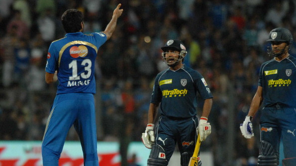Munaf Patel wished Amit Mishra on his birthday recalling their altercation in IPL 2011