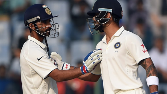 Ajinkya Rahane backs Virat Kohli's on-field aggression
