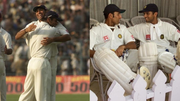 Rahul Dravid talks about the 'hidden' factor which helped them win Eden Gardens Test in 2001