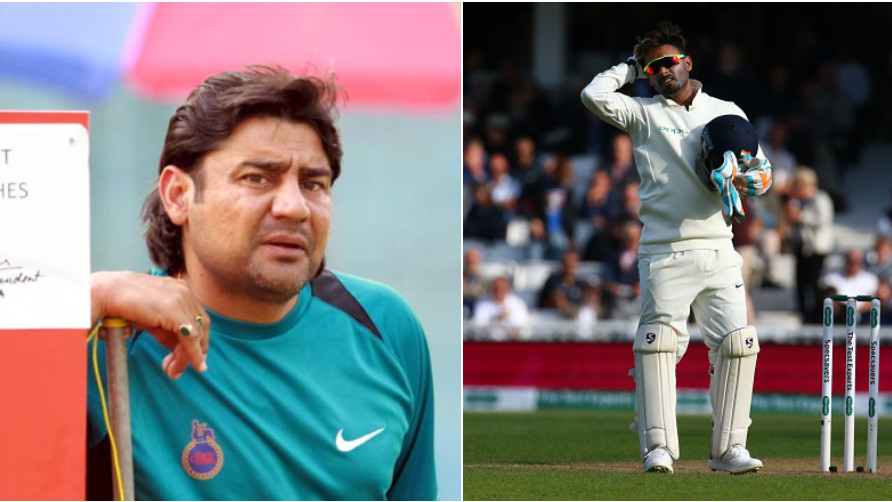 Vijay Dahiya believes Rishabh Pant will fill MS Dhoni's shoes in future
