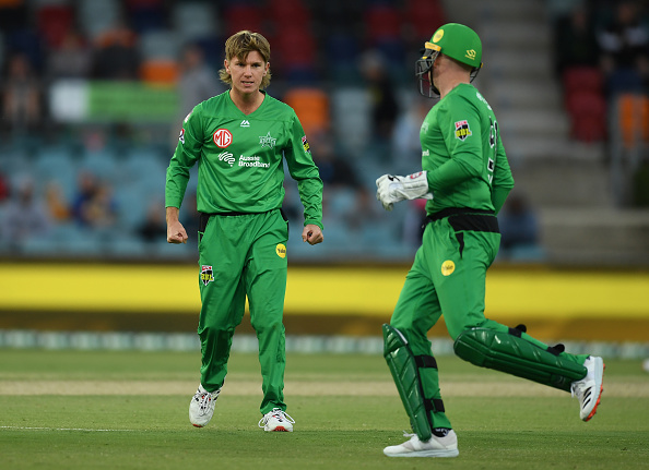 Adam Zampa | GETTY
