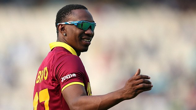 West Indies cricketer Dwayne Bravo says goodbye to international cricket