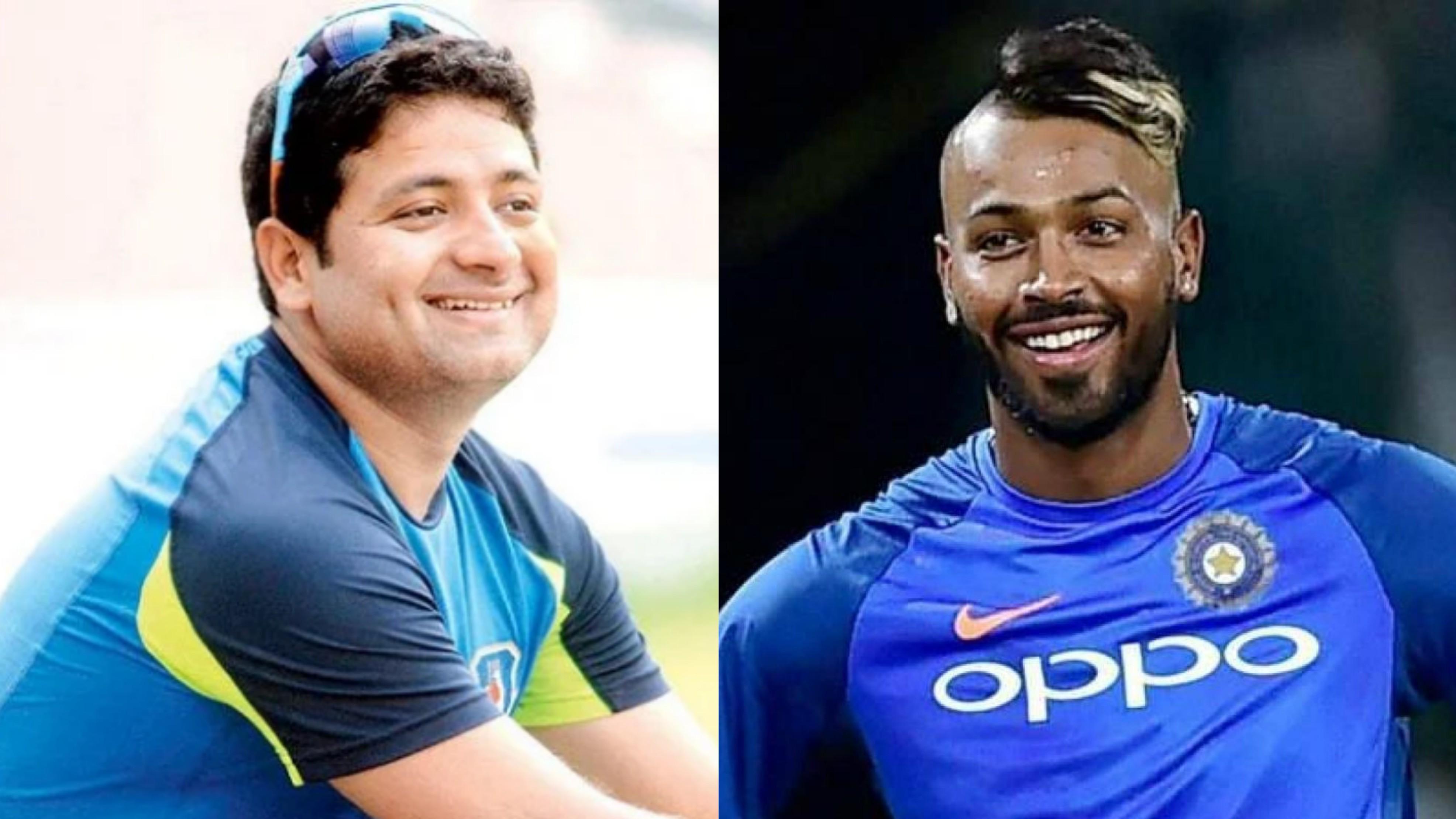 'If the ball is slightly off, he doesn't spare you', Piyush Chawla lauds Hardik Pandya