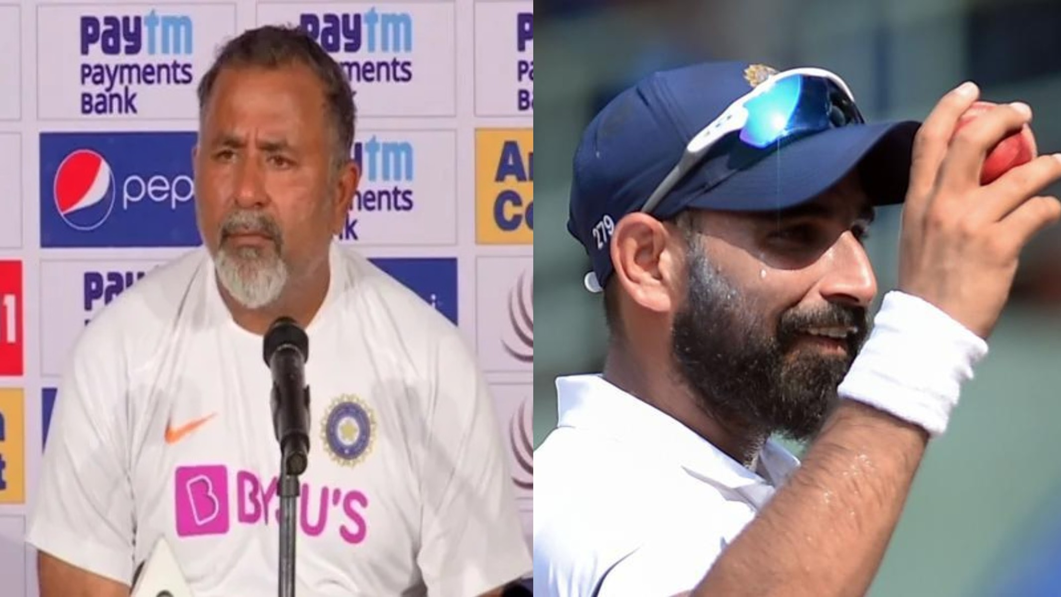 IND v SA 2019: Bharat Arun says team aspiring to be no.1 needs to learn to adapt; lauds Mohammad Shami