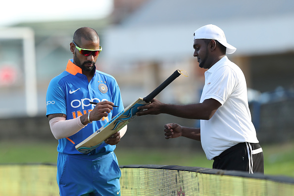 Shikhar Dhawan | GETTY (FILE)