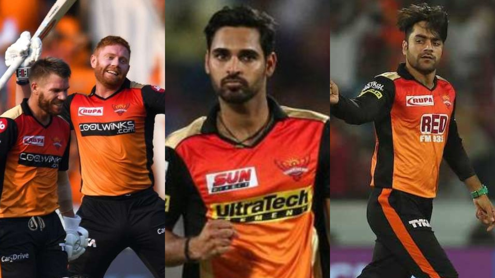 IPL 2020: COC Predicted Best Sunrisers Hyderabad (SRH) Playing XI in upcoming season