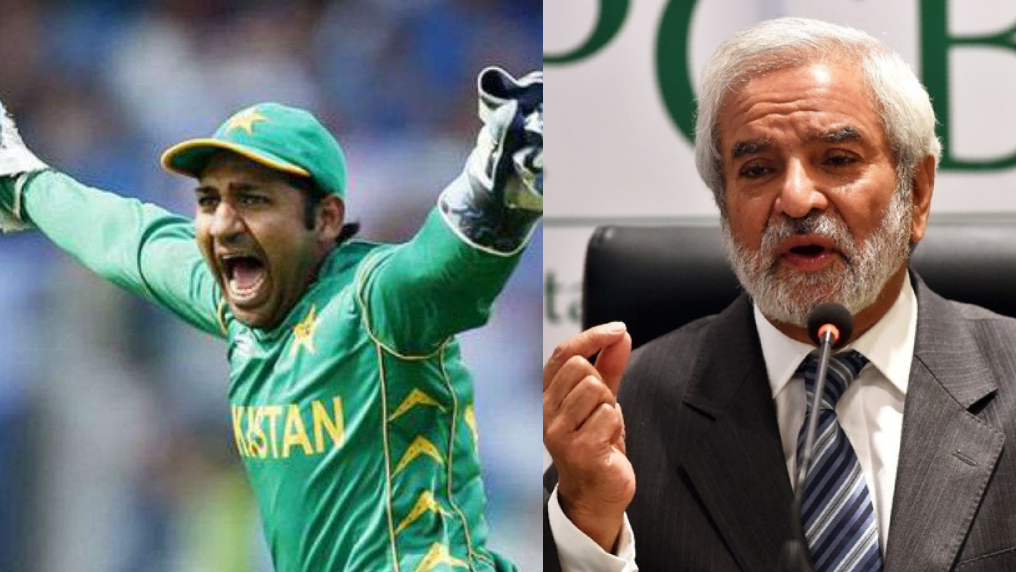 Sarfraz Ahmed will remain captain of the Pakistan, says PCB chairman Ehsan Mani