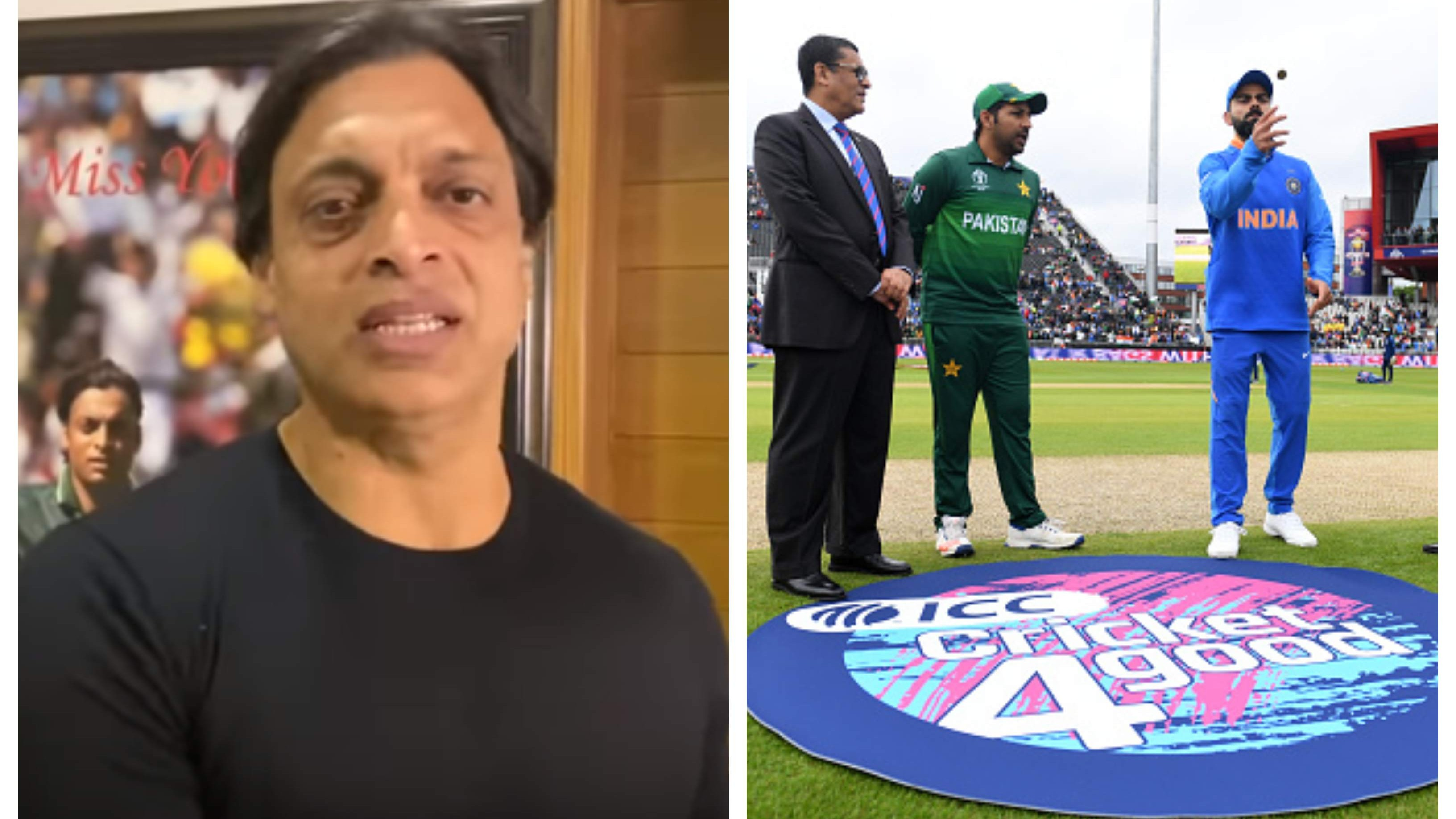 WATCH: 'We exchange onions and tomatoes then why not play cricket' - Akhtar bats for Indo-Pak bilateral ties