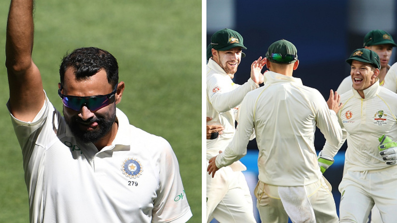 AUS v IND 2018-19: Second Test, Day 4 - Statistical Highlights