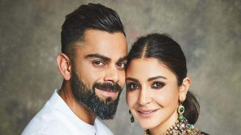 Virat Kohli and Anushka Sharma welcome their first child