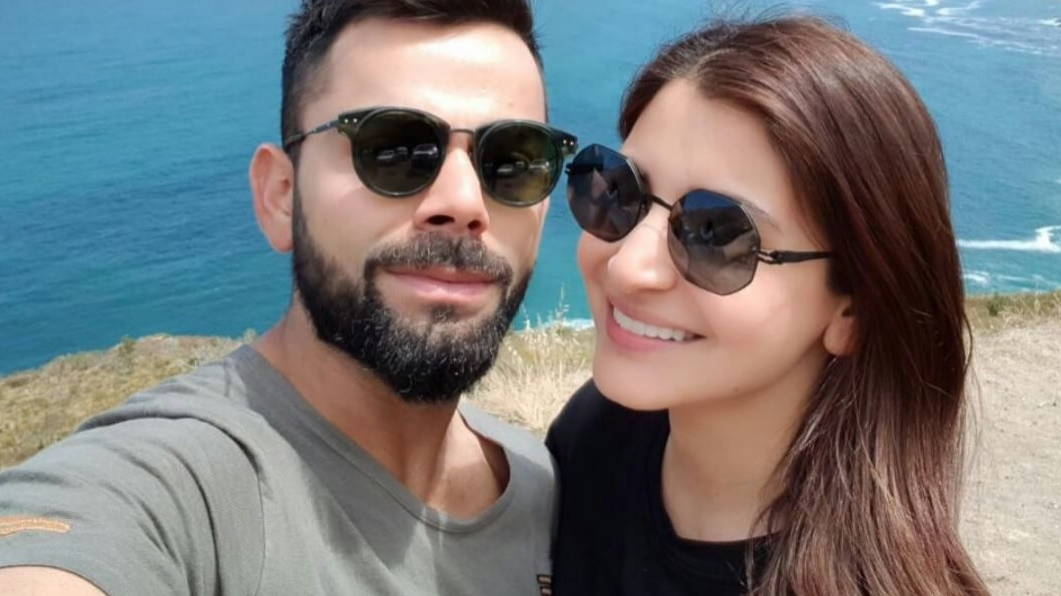 Virat Kohli has his priorities set when it comes to holiday destinations