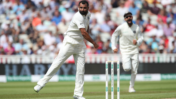 ENG v IND 2018: Mohammad Shami talks about the hard grind on slow Edgbaston pitch