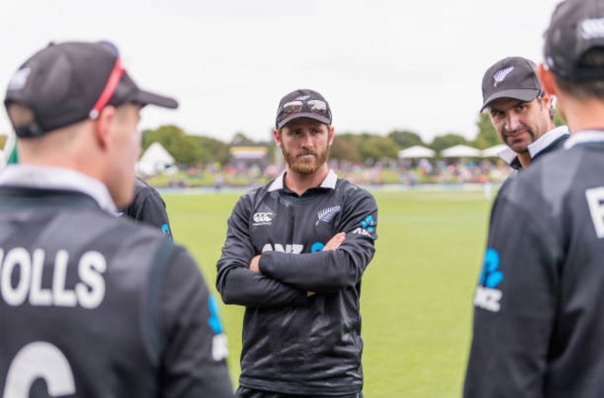 न्यूजीलैंड क्रिकेट टीम | Getty