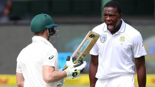 SA v AUS 2018: Kagiso Rabada banned after his altercation with Steve Smith in the 2nd Test