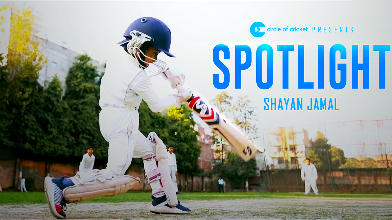 Watch - Meet Shayan Jamal, the 6 year old wonder kid who wants to emulate Virat Kohli