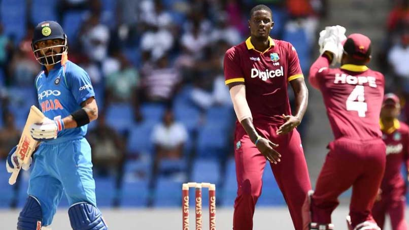 BCCI confirms venue for the Windies' final ODI against India