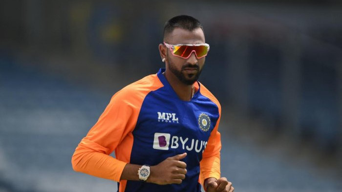 SL v IND 2021: Krunal Pandya out of T20I series with 7-day isolation; all 8 contacts test negative