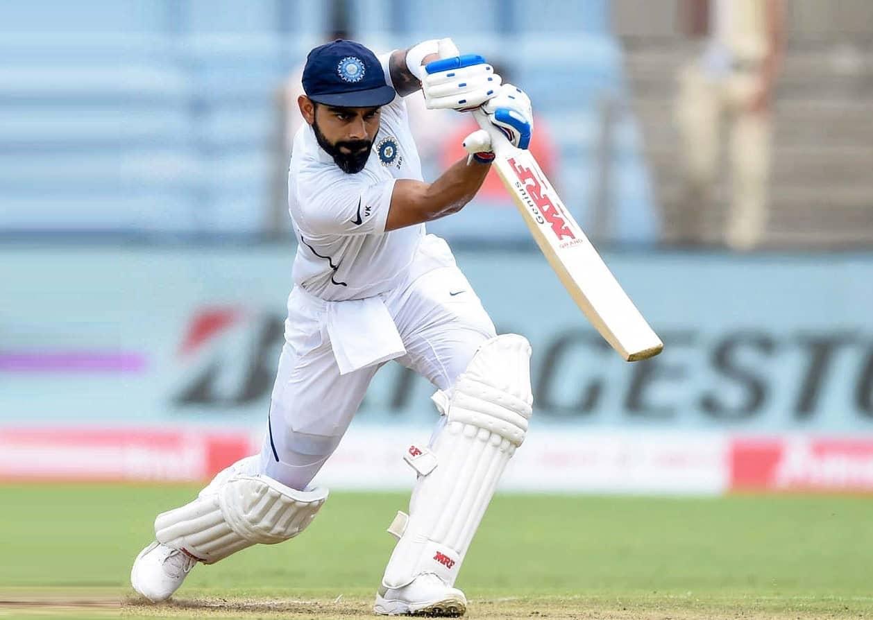 Virat Kohli has 7490 runs in 91 Tests, 12169 runs in 254 Tests, 3159 runs in 90 T20Is   AFP