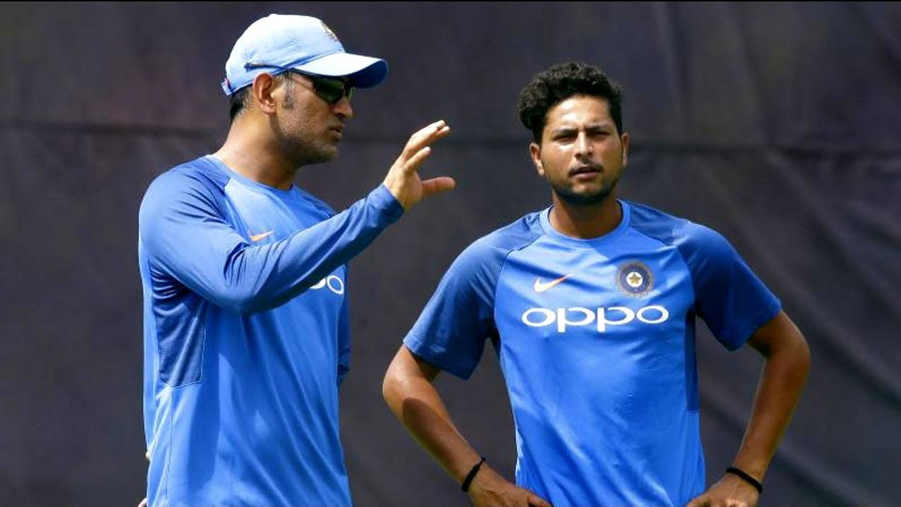 Learned the art of reading pitches and setting fields from Dhoni, says Kuldeep Yadav