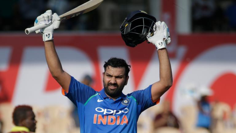 IND v WI 2018: I feel confident before a match at the CCI, says Rohit Sharma