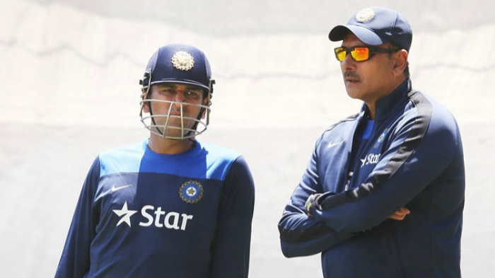 Ravi Shastri feels MS Dhoni will be termed as one of the greatest ODI players ever