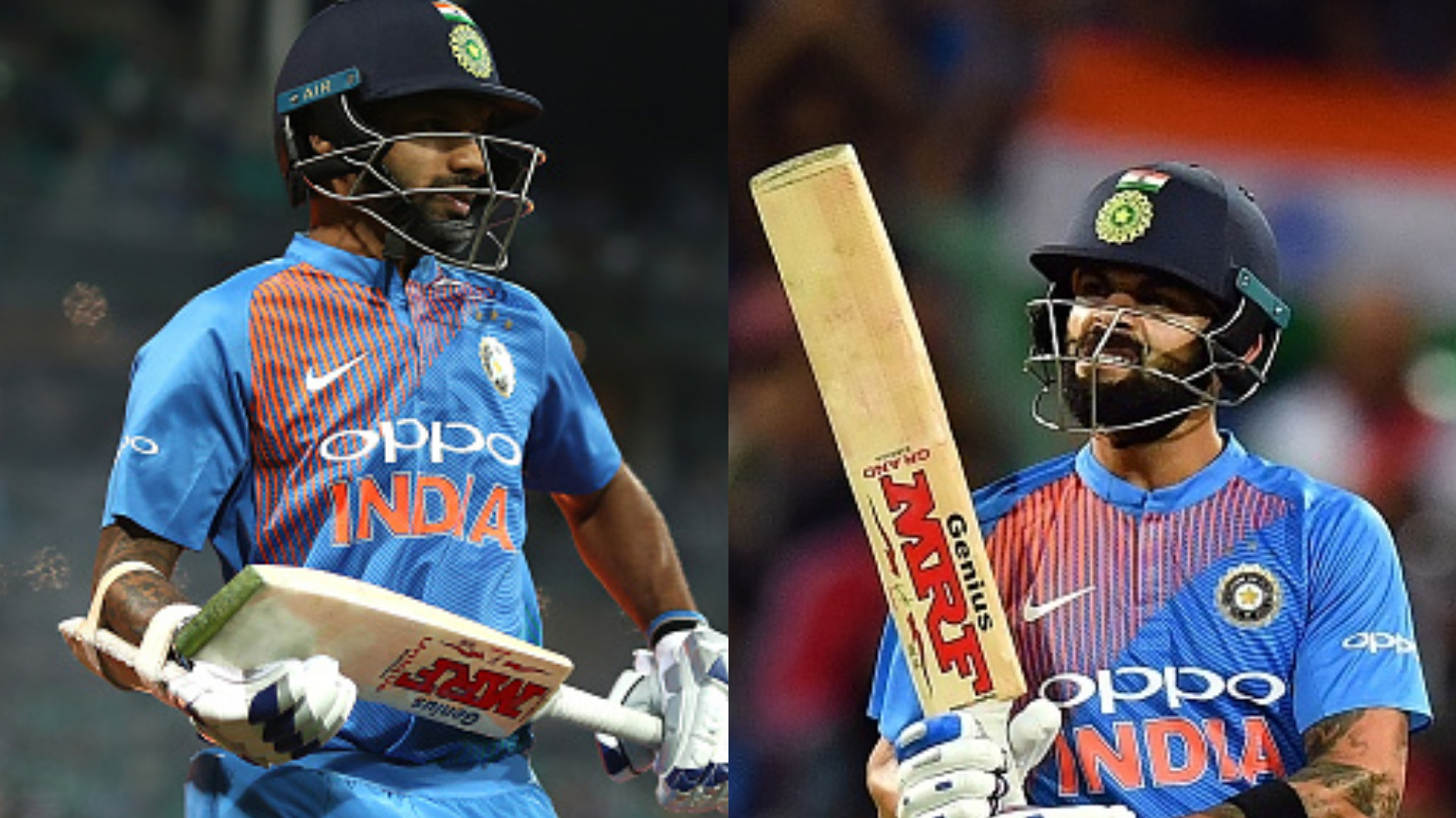 AUS v IND 2018-19: 3rd T20I – Kohli and Dhawan help India trounce Australia by 6 wkts; series leveled 1-1