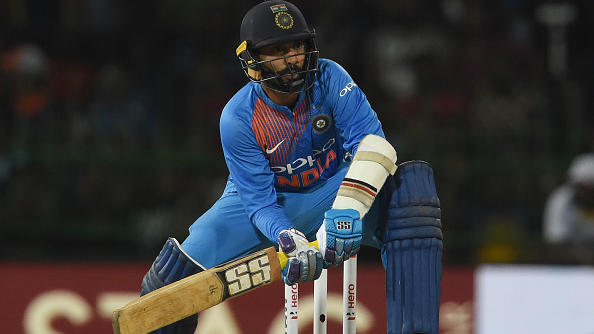 IRE v IND 2018: Twittersphere shocked with Dinesh Karthik's omission from India's playing XI in the first T20I